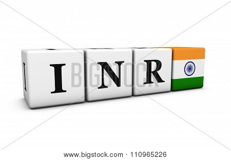 Inr Indian Rupee Currency Of India