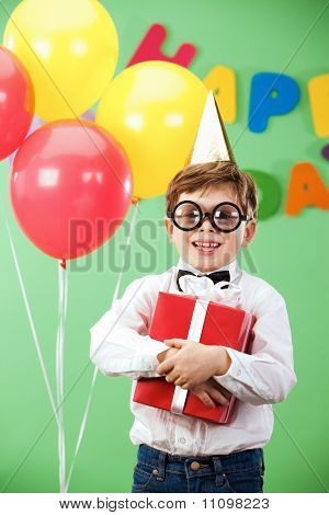 At Birthday