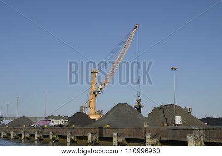Industrial Coal.