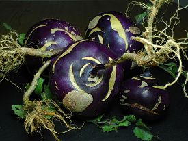 Kohlrabi Vegetables