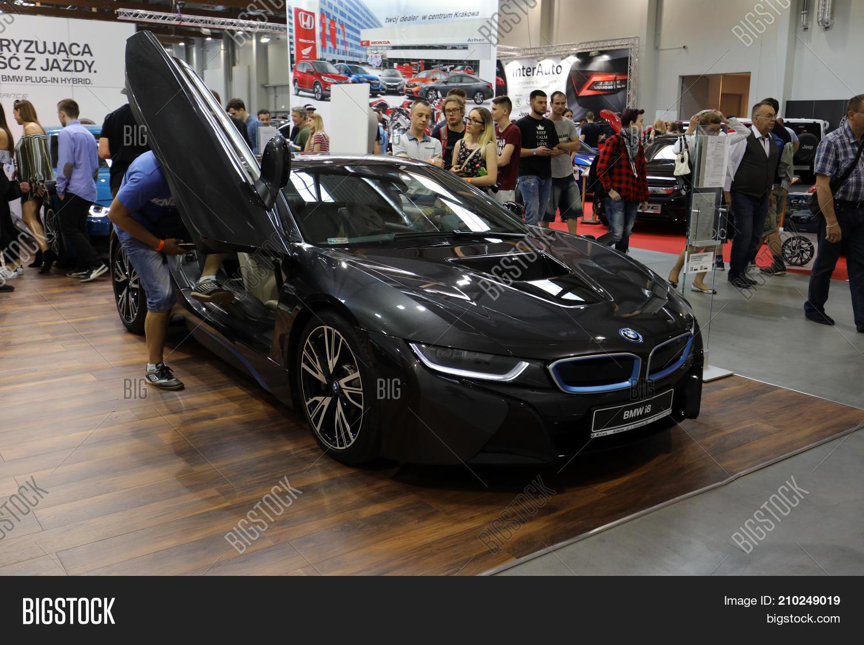 luxury cars z krakowa  CRACOW POLAND - MAY 20 Image