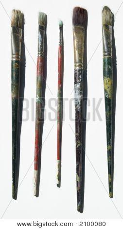 Artist Brushes 01