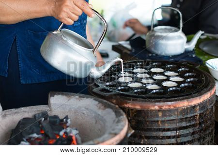 Process of cooking