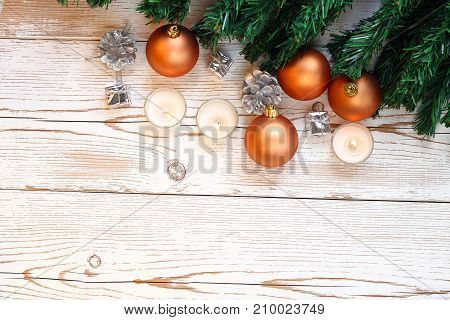 Christmas ball xmas and happy new year for decoration design holiday.