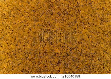 Background of a paret of an orange color