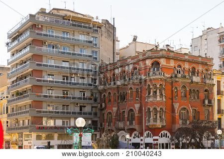 Thessaloniki  City, Greece