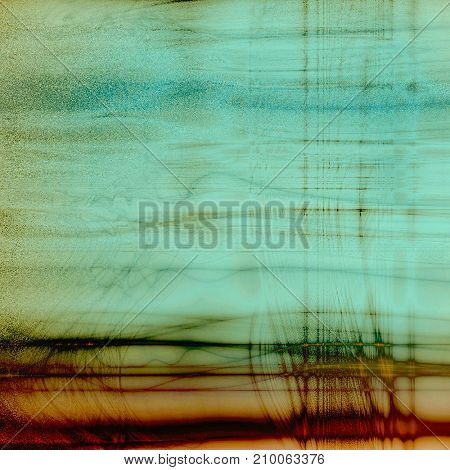 Retro vintage colored background with noise effect; grunge texture with different color patterns