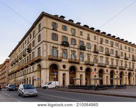 Architecture Of Turin, Italy
