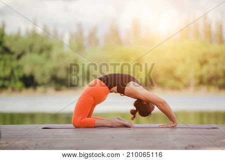 Yoga Woman - Relax