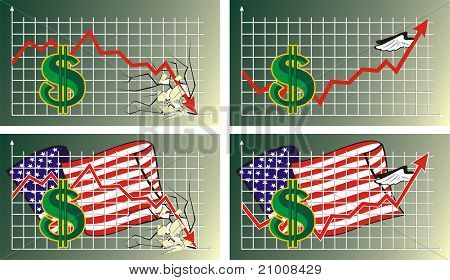 dollar - foreign exchange rate
