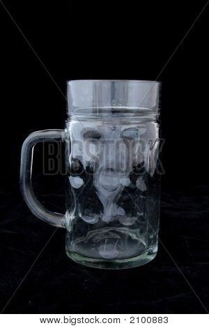 Empty Glass Beag Mug