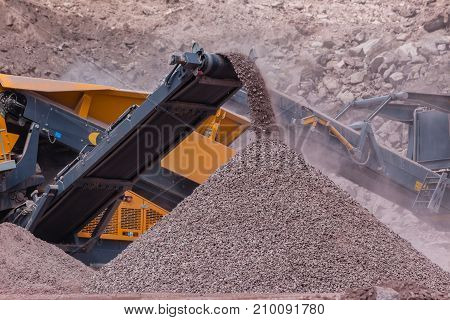 Stone Producing Machines Quarry