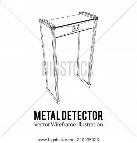 Metal Detector Vector & Photo (Free Trial)   Bigstock