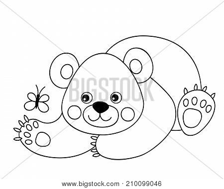 Vector Black White Vector Photo Free Trial