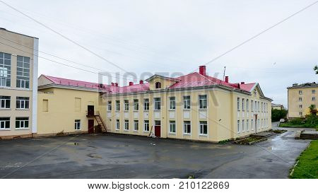 Architecture Of Magada, Russian Federation