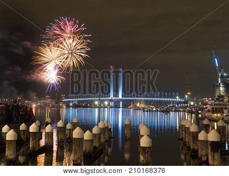 Harbour Fireworks Display