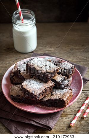 Brownies For Christmas