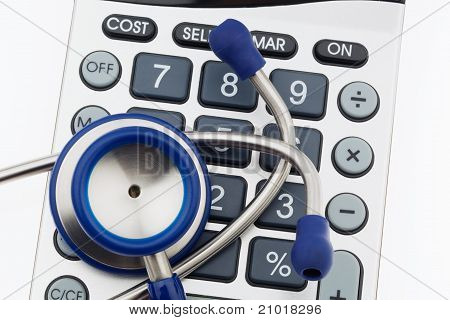 Stethoscope and Pocket PC