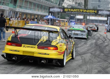 Formula Drift 2011 - Singapore