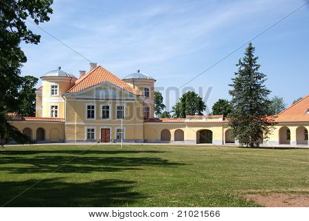 Manor Of  Krusenstern