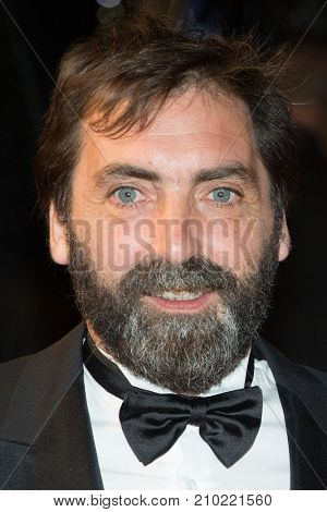 CANNES, FRANCE - MAY 19, 2016: Stefano Mordini  attends the 'It's Only The End Of The World (Juste La Fin Du Monde)'  premiere during the 69th annual Cannes Film Festival at the Palais des Festivals
