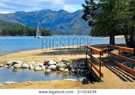 Whiskeytown Lake, Northern California