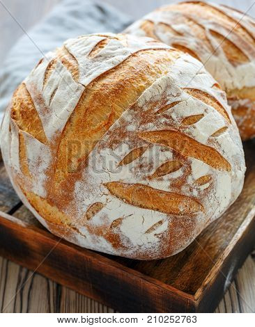 Fresh Homemade French Bread.