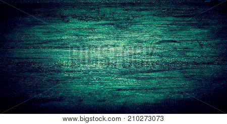 Green Wall Wood Board