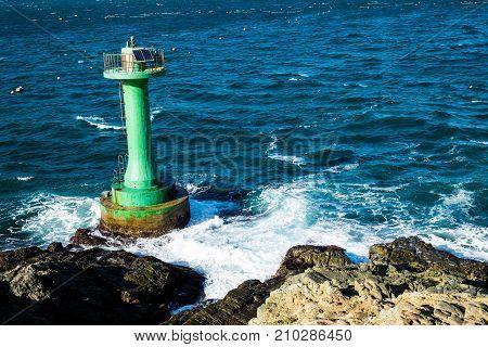 A Lighthouse,