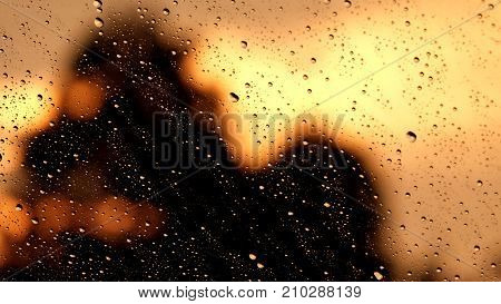 water drop as wallpaper / Water is a transparent and nearly colorless chemical substance that is the main constituent of Earth's streams, lakes, and oceans, and the fluids of most living