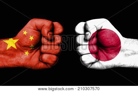 conflicts between china and japan When conflicts arise between american and : managerial principles in japan, china edu/article/resolving-conflicts-with-the-japanese-mission.