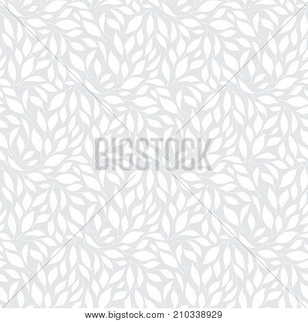 Floral seamless pattern. Part of big flower collection of illustrations. Can be used for wallpaper, packaging and stationery, surface textures, scrapbooking, fabric prints.