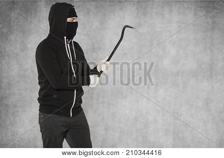 Burglar Specialist, Copy Space