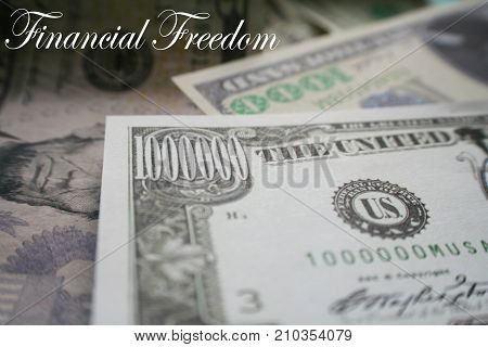 Financial Freedom With 7 Figures High Quality