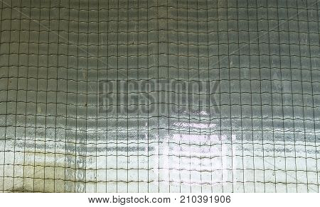 Wired glass. Safety glass is manufactured primarily as a fire retardant. Background.