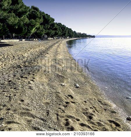 Sea view - Tucepi, Makarska Riviera, Croatia