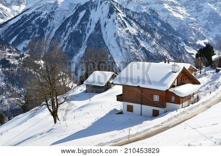 Braunwald, Switzerland