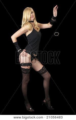 Striptease In Evening Wear Sequence