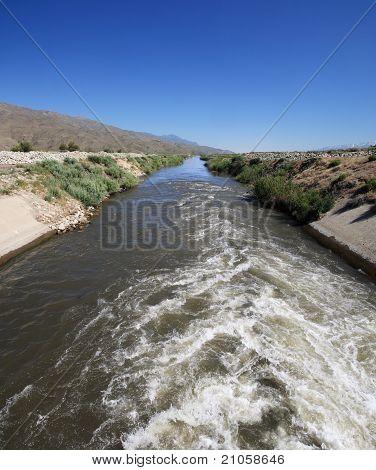 Los Angeles Aqueduct Start