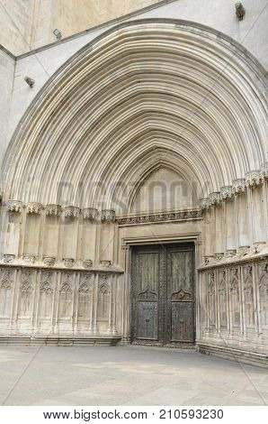Saint Michael Portico