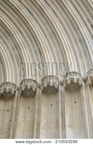 Archs Saint Michael Portico