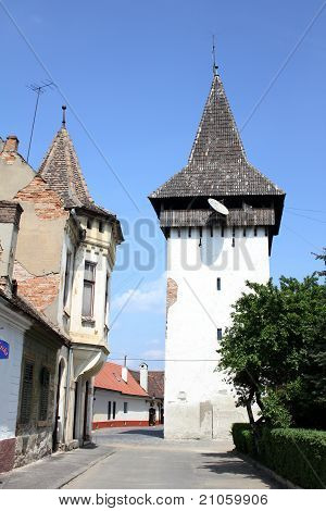 Defence tower - Medias Romania