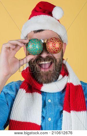 Christmas New Year Celebration