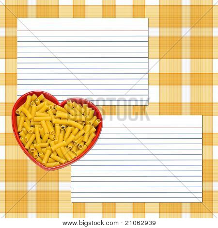 Love Pasta Recipe