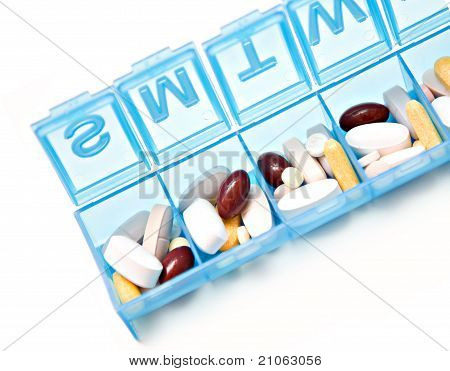 Week Pill Box