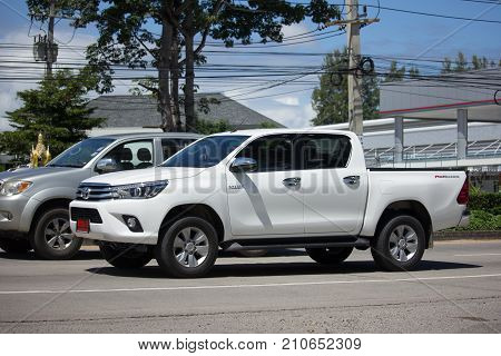 Private Pickup Truck Car Toyota Hilux Revo