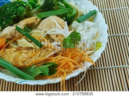 Chinese Moo Goo Gai Pan
