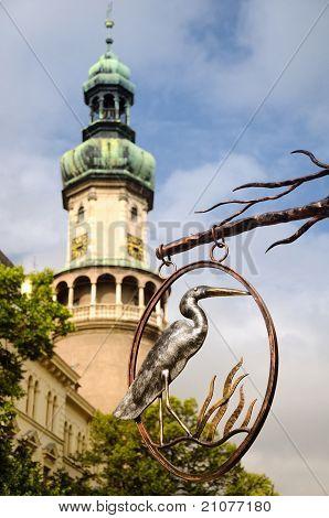 Sopron - fire tower