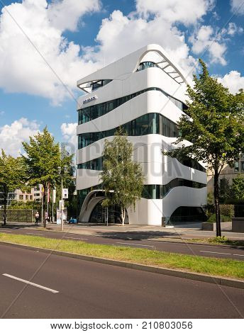 SEPTEMBER 17 - BERLIN, GERMANY: Ottobock Science Center on September 17, 2017 in Berlin. It opened in June 2009.