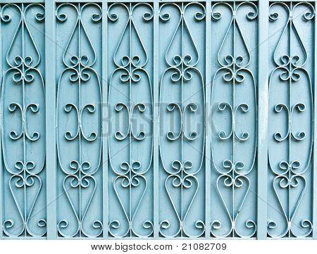 The Blue Iron Gate